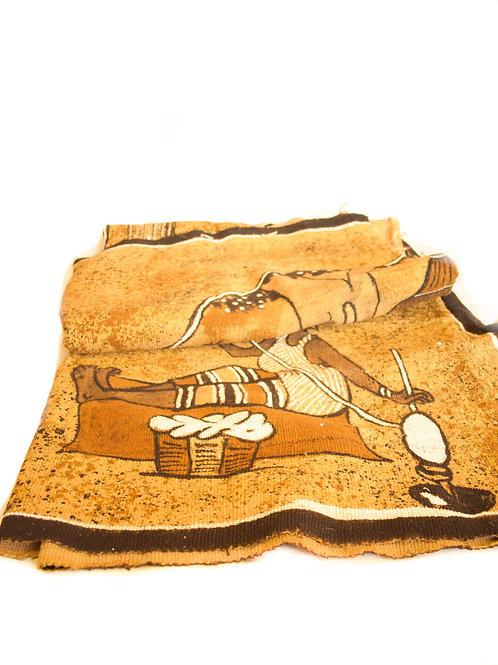 Woman Resting blanket