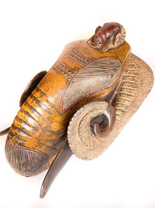 Tribal Elephant Mask