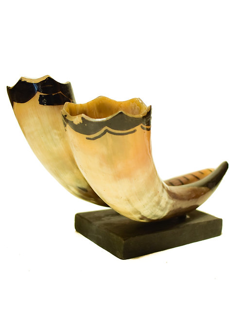 Ivory Tusk Decorative Set