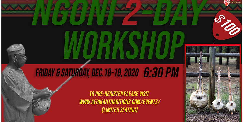 Ngoni 2-Day Workshop