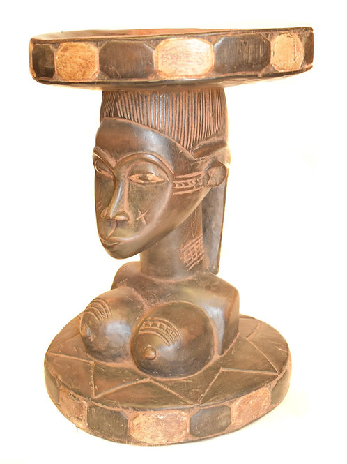 Warrior Wombman Stool