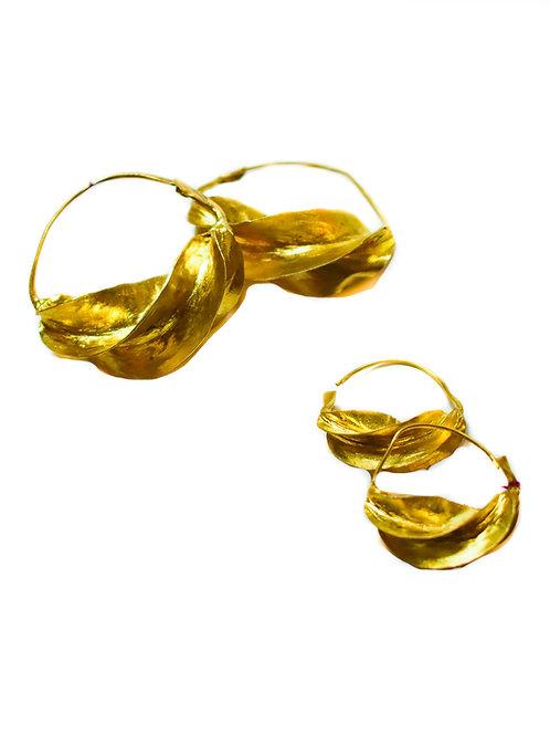 Fulani Earrings Small, Medium or Large