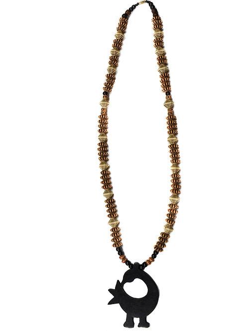 Sanofka Bird Bead Necklace