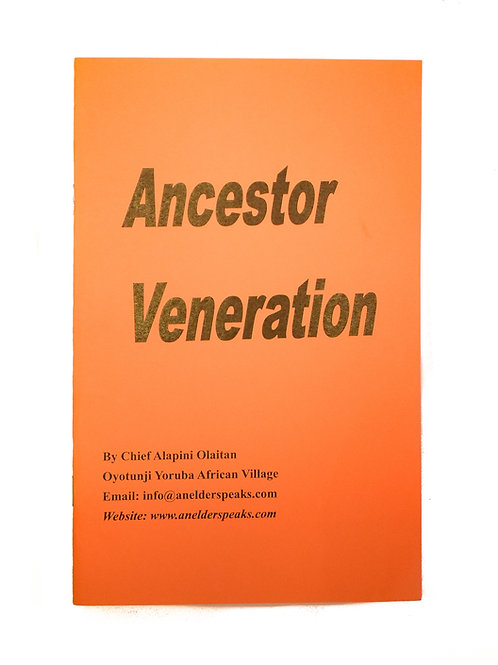 Ancestor Veneration