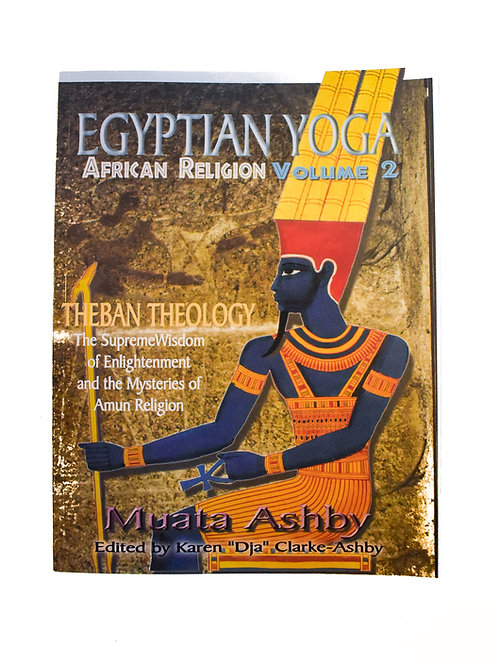 Egyptian Yoga Volume 2