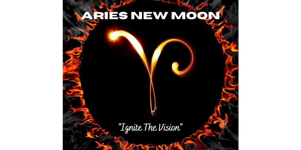 Aries New Moon Meditation & Yoga