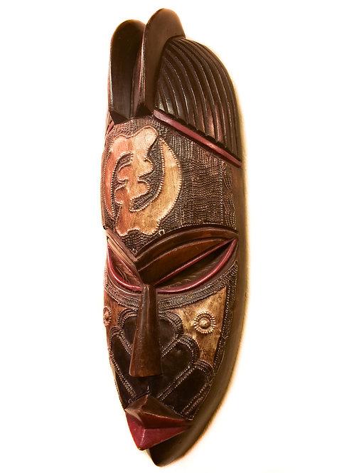 African Symbol Mask