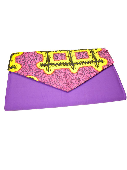Authentic Afrikan Clutch Purse