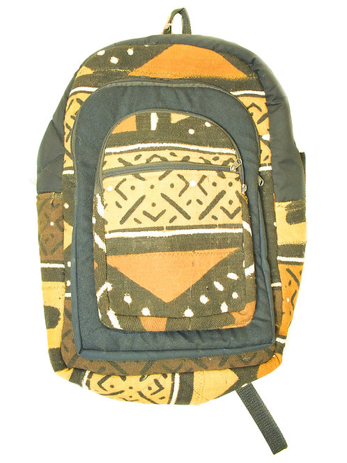 Mudcloth Design Backpack or Fanny Pack