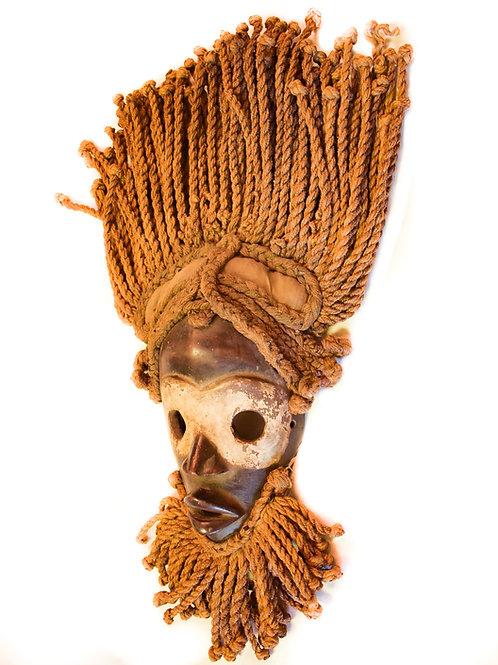 Ghanian Elder Mask