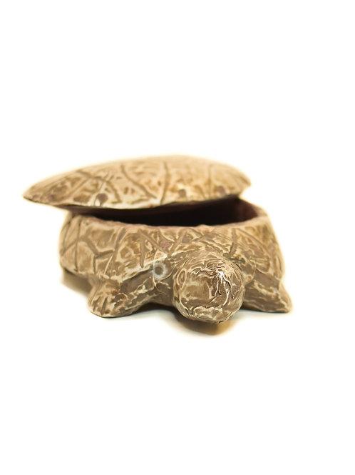Turtle Jewelry Holder