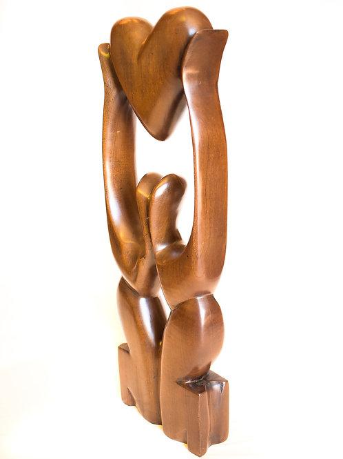 UnityCarved Wooden Piece