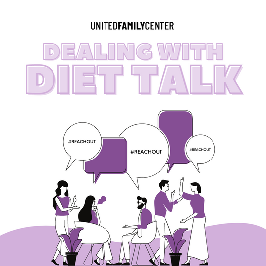 Dealing with Diet Talk