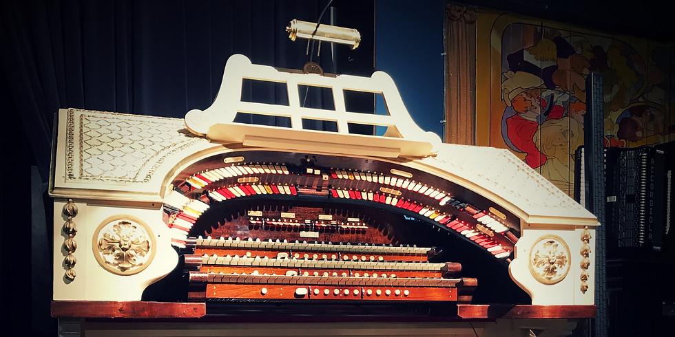 Das Orgelfestival in Degersheim