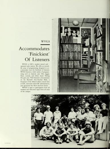 WVGS in 1980