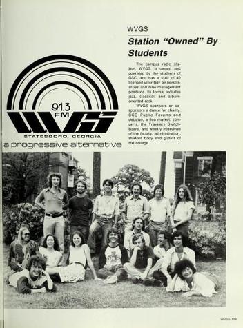 WVGS in 1978