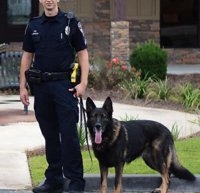 A look inside the relationship between an officer and a K-9 police dog