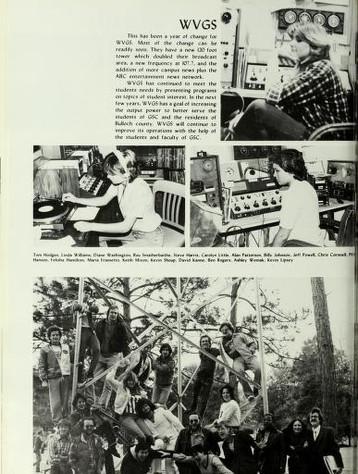 WVGS in 1981