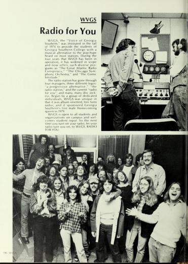 WVGS in 1979