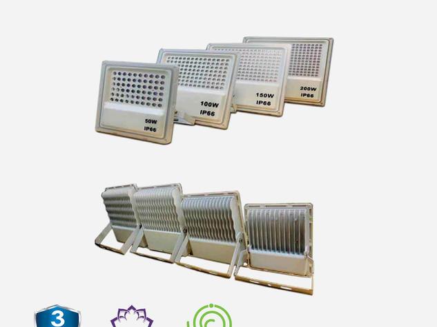 Eta Line - LED Flood Light B Series