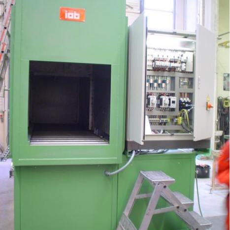 Ibz Flutwaschmaschine 6-10