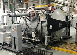 Vakuumofen , Fa. Ipsen, Typ T3100, Bj . 2011