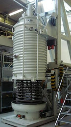 Vakuumnitrieranlage Metaplas Ionen Plasma H2 / 1250/2000