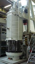 Vakuum Nitrieranlage Metaplas Ionen Plasma H2 / 1250/2000