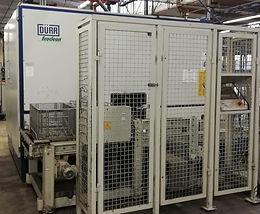 Reinigungsanlage, Fa. Dürr IRK-Ecoclean 85W