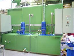 Waschmaschine (3 Kammer Flutsystem) IBZ spez.