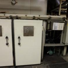 Siegle Tiefkühlkammer