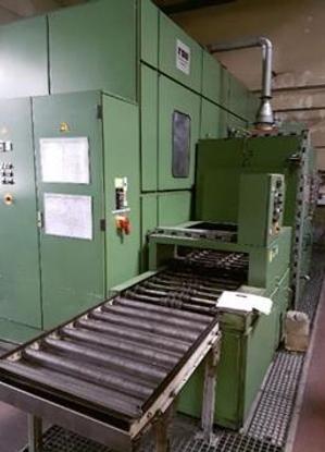 Roll Trommelwaschmaschine