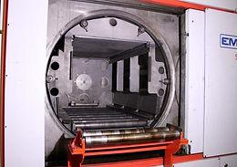 Waschmaschine (Perchlorethylen Vacuum) EMO VAIOCS S mit aufgesetzter Destille