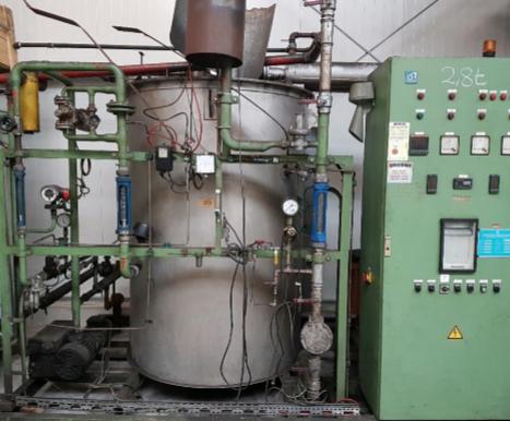 Hammer Schutzgaserzeuger Endogen 60