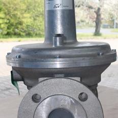 Gas- und Luftdruckregler