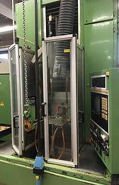 Induktionshärteanlage, Fa. EFD Typ HGL-850 ES Generator Typ RO 120