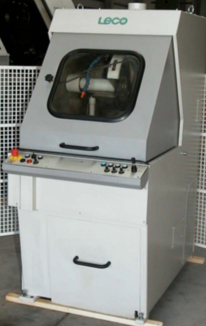 Leco Trennschleifmaschine