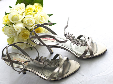 Weddings Its all about the shoes!
