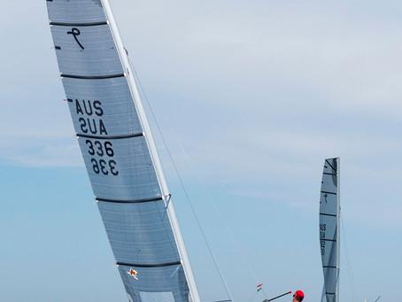 Mt Martha YC National Taipan Catamaran Championships.