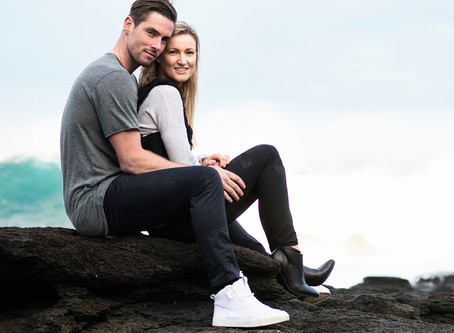 Dan and Stef's Pre Wedding Engagement Shoot