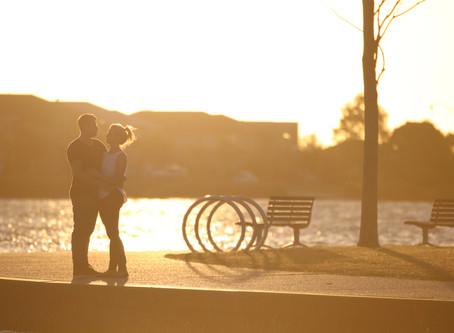 Lauren and Jake's Engagement shoot