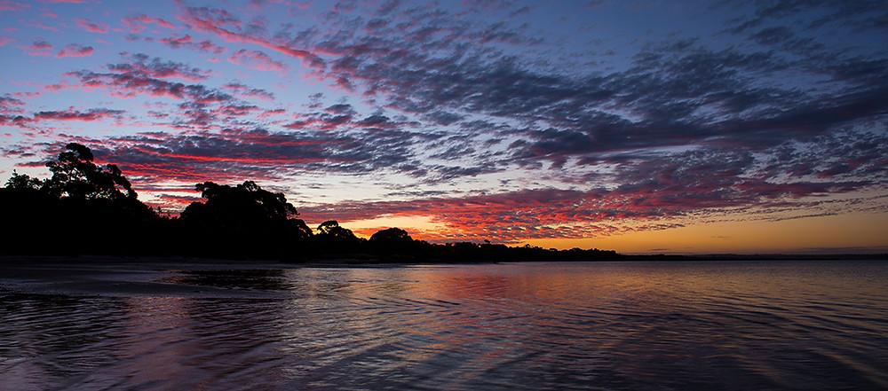 Venus Bay South Gippsland Sunset