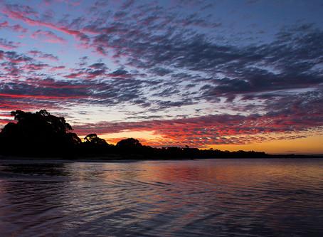 Venus Bay Sunset