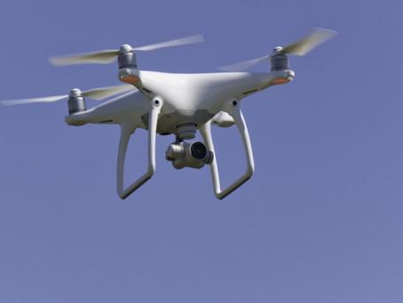 Drone-marktleider DJI werkt aan een smartphone-app waarmee je kan zien waar drones vliegen