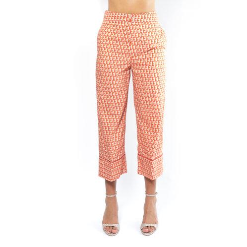 Pantalone con logo Erika Cavallini