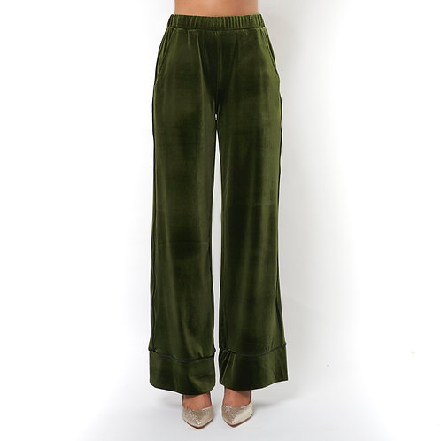 Pantalone ampio | Alessandra Gallo