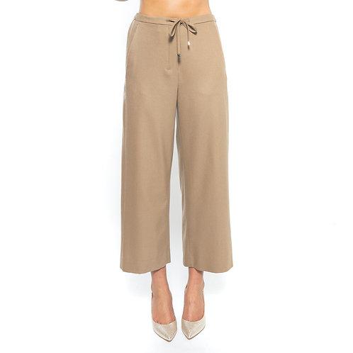 Pantaloni elasticizzati in Lana Max Mara