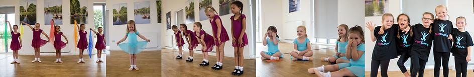 Zest Dance Uniform Straford-upon-Avon
