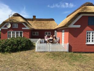 Sommerhus ved vestkysten