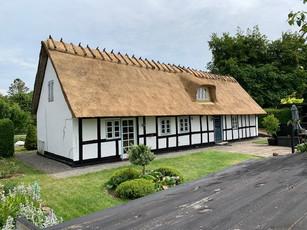 Smukt hus i Bellinge